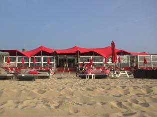 Scheveningen strand beachclub culpepper