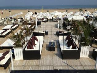 Scheveningen strand beachclub wow