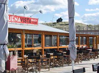 Scheveningen strand buena vista beachclub
