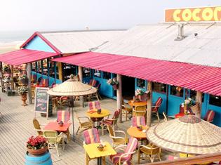 Scheveningen strand cocomo beachclub