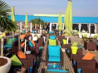Scheveningen strand Oase beachclub