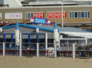 Scheveningen strand Simonis