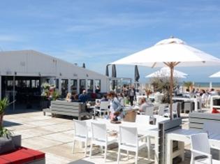 Scheveningen strand Strandclub Doen