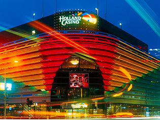 Scheveningen strand Holland Casino